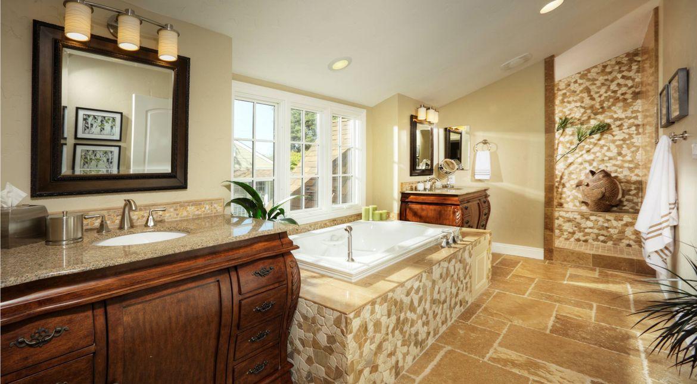 Home Bathroom Remodeling In South Land Park California Bradley - Bathroom remodel elk grove ca