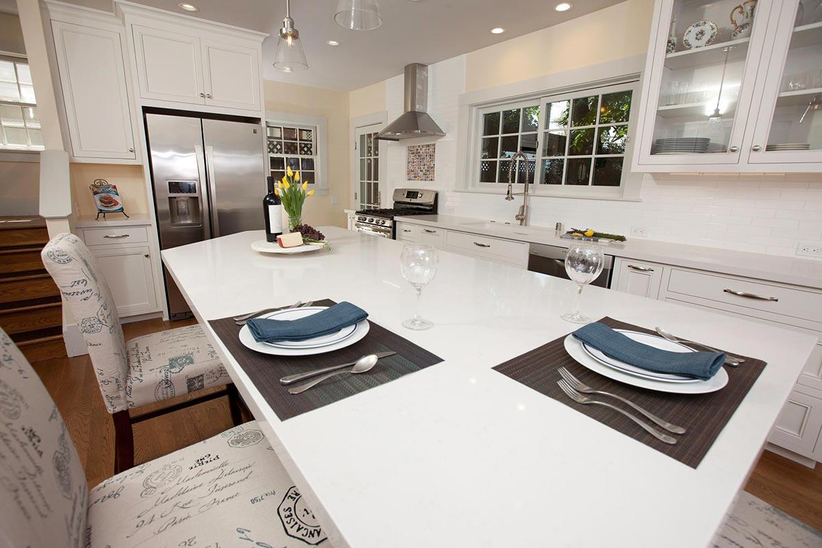 Sacramento Design and Kitchen Remodel - Bradley Builders ...